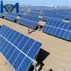 vetro solare rivestito di PV dell'arco di 1637*975mm per il modulo di PV