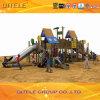 Novo parque de diversões ASTM Nature Series Children Playground (WP-18301)
