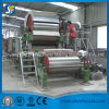 Papel Waste que recicl a linha de produção de alta velocidade da máquina do papel higiénico do tecido 5-6ton/Day de 1880mm