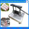 De hand Machine van de Snijder van de Voeten van het Been/van het Varken van de Karbonade van de Machine van het Type van roestvrij staal Draagbare