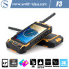 GSM 3G Android Smart IP67 Waterproof Walkie Talkie Rugged Phone van 4.5 Duim (F3)
