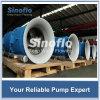 Pompe d'irrigation à jet d'eau submersible à eau haute débit axiale élevée