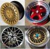 Rubrica de roda de liga de carro rotiforme a venda quente 14-18 polegadas