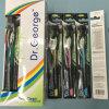 OEM/ODM/Obm Prowhite Cepillo de limpieza profunda mango negro medio bucal de las cerdas del cepillo de dientes de carbón de bambú