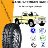 Lt215/75r15 Wear-Proof todo el neumático del coche del neumático de la recolección del terreno
