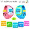 1,0 сенсорный экран детский GPS Tracker смотреть с кнопку парового удара (D13)