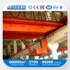 GOST anerkannter elektrischer doppelter Träger-obenliegender EOT-Kran