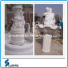 Excellent Polishing Kids Carved Marble Fountain L-8