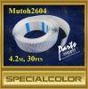 OEM Mutoh Vj2604 impresora Flex Cable (4.2M, 30PIN)