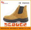 Экспорт ботинок безопасности кожи замши отрезока середины к Южной Африке Rh110