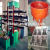 Tuile en caoutchouc de vulcanisation Presse / Rubber Tile Machine de fabrication / Caoutchouc Machine Tile