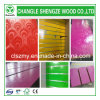 18mm Magic Melamine Faced Slot MDF