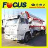 24m Boom Mobile Truck Mounted Concrete Pump