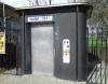 Preço baixo usado Portable sanitários públicos para venda