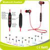 La qualité des sons Sport exécutant des écouteurs Bluetooth