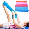 Vendas largas de la resistencia. El látex plano congriega el equipo casero de la aptitud de la gimnasia para la terapia física, Pilates, estiramiento, yoga, entrenamiento del entrenamiento de la fuerza