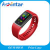 Braccialetto astuto impermeabile del Wristband S9 LED dello schermo di frequenza cardiaca del video del braccialetto astuto di forma fisica