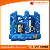 Aufblasbarer springender federnd Schloss-Prahler für Kinder (T1-228)