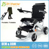 L'aereo di aria trasporta il peso leggero che piega la sedia a rotelle elettrica da vendere