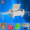 Machine de gravure de laser de Performative pour les matériaux de vêtement (JM-1090H-MT)