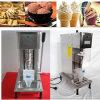 상업적인 실제적인 판매를 위한 과일에 의하여 튀겨지는 아이스크림 기계