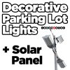 300watt ETL/TUV énumérés Parking Zone de LED Lampe à LED Shoebox luminaire