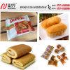 Машина пакета подушки швейцарского крена хлеба/торта