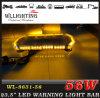 56LED het auto Hoogste Licht van de Noodsituatie van het Voertuig Magneet Opgezette