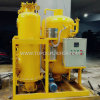 Überschüssiges Hydrauliköl-Wiederanlauf-System
