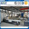 WPC Board Nylon GF / fibra de vidro Compounder Plastic Extrusion Machinery / PVC Composto Reciclagem Processo de revestimento em pó