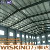 Estructura del marco de acero con diseño de Wiskind para de calidad superior