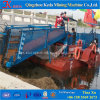 Dredger, Cutting Suction Dredge, Bucket Dredger d'Or, Weed Cutting Ship