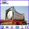 Tanker-Becken-Behälter 20FT ISO-LNG für Gas-Transport mit Csc Bescheinigungen