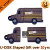 USB expreso Pendrive del PVC del carro de la UPS para los regalos del transporte (YT-UP)