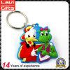 Hochwertiges kundenspezifisches Kurbelgehäuse-Belüftung Keychain für Spielwaren
