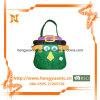 非編まれる方法デザイン緑は袋を運ぶ