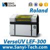 Impressora Roland UV de impressão plana Impressora Roland Impressora Lef-300