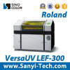 Roland impresora plana UV de impresión de la impresora Roland Lef-300 Máquina de impresión