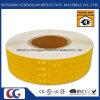 Nastro riflettente di sicurezza di colore giallo di evidenza del reticolo del favo del PVC (CG3500-OY)
