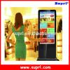 1080P 55polegadas à prova de Interior publicidade LCD padrão do sistema de sinalização digital