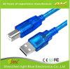 Cable de impresora de alta velocidad de alambre del USB 2.0