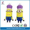 Disco instantâneo de venda quente do USB dos desenhos animados do PVC