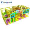 O parque de diversões de Design Personalizado Reprodução suave Kids equipamentos de playground coberto