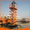 La Chine fournisseur utilisé table élévatrice à ciseaux électrique hydraulique d'un palan pour la vente