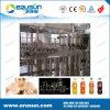 Machine de remplissage carbonatée de boissons de capuchon de couronne en métal
