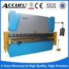 Nc-hydraulische Druckerei-Bremse/verbiegende Maschine Wc67k-125t/3200