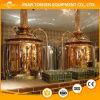 Cerveja fresca do equipamento da fabricação de cerveja de cerveja que faz a máquina