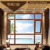 Aluminium-/Aluminiumneigung-und Drehung-Fenster mit Netz