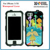 Sublimation Waterproof Mobile/Cell Phone Caso para iPhone5/5s/5c