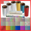 Couleur ou Transparent BOPP Holographic Filmfor Gift Packing
